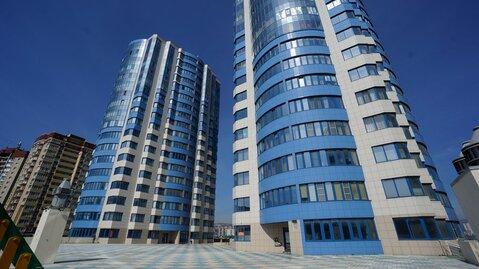 Купить квартиру в ЖК Дуэт с видом на море, Южный район. - Фото 1