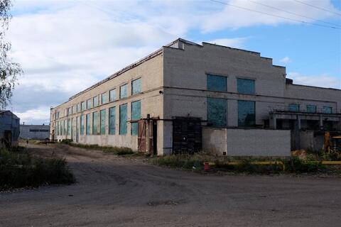 Производственно-складское здание 20 000 кв.м. - Фото 3