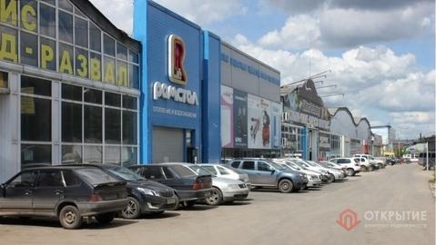 Торговое (складское) помещение, 1000кв.м - Фото 1