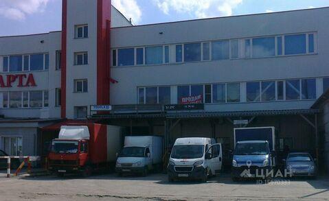 Склад в Новосибирская область, Новосибирск Станционная ул, 60/1 . - Фото 1