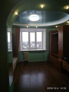 Комната с хорошим ремонтом в общежитии секционного типа - Фото 1