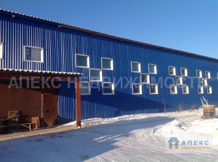 Аренда помещения пл. 1300 м2 под склад, производство, , офис и склад . - Фото 1
