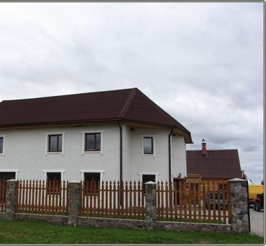 Продается Усадьба с двухэтажном домом, баней в Белоруссии. - Фото 1