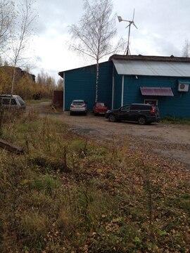 Сдается база ангар 500 кв.м. + действующее сто + земельный участок - Фото 2