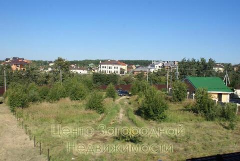 Участок, Киевское ш, 25 км от МКАД, Птичное, коттеджный поселок. . - Фото 2