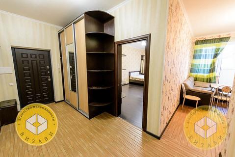 1к квартира 50 кв.м. Звенигород, Пронина 8, ремонт, мебель на кухне - Фото 3