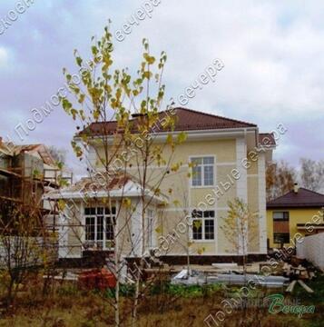 Калужское ш. 30 км от МКАД, Софьино, Коттедж 270 кв. м - Фото 1