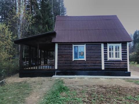 Продается новая дача в Волоколамском районе на уч. 25 с. в СНТ Рузское - Фото 5