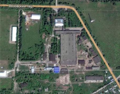 Продам производство от 7806 кв.м Богородицк - Фото 1