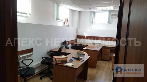 Аренда офиса 200 м2 м. Калужская в административном здании в Коньково - Фото 1