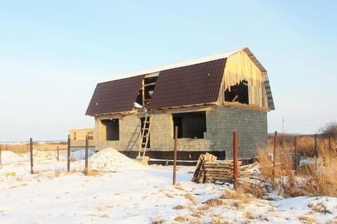Недостроенный дом 86 м2 - Фото 2