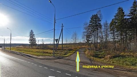 Участок 28 Га,1-я линия,23 км от МКАД, Мытищинский район, п. Трудовая - Фото 2