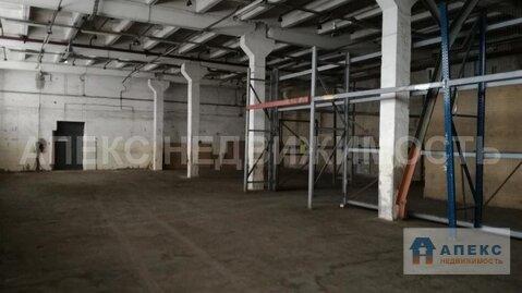 Аренда помещения пл. 1000 м2 под склад, Мытищи Ярославское шоссе в . - Фото 2