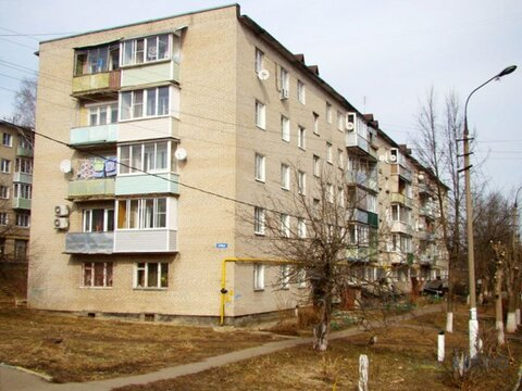 3-х комнатная квартира в п.Михнево, Ступинского р-на Московской . - Фото 1