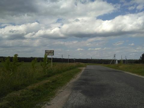 Участок 25 соток в деревне Райки Судогодского района. - Фото 2