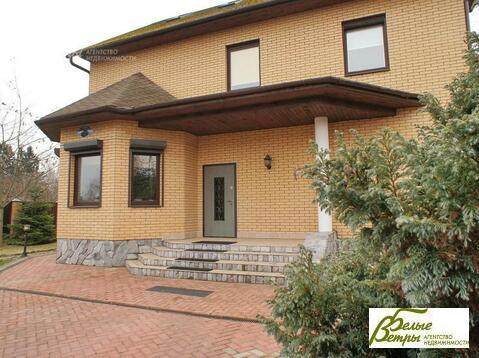 Дом390 кв. м,  12 сот, Калужское шоссе,  35 км,  Щапово - Фото 2