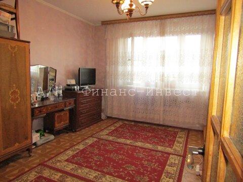 Свободная, просторная 3-к квартира рядом с м. Сходненская, 2 балкона - Фото 1