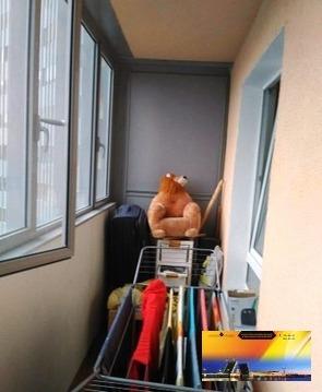 Отличная квартира в Современном доме у метро Пр.Большевиков - Фото 5
