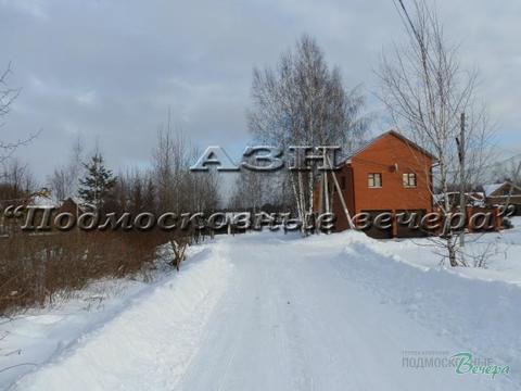Ярославское ш. 25 км от МКАД, Тишково, Участок 10 сот. - Фото 5