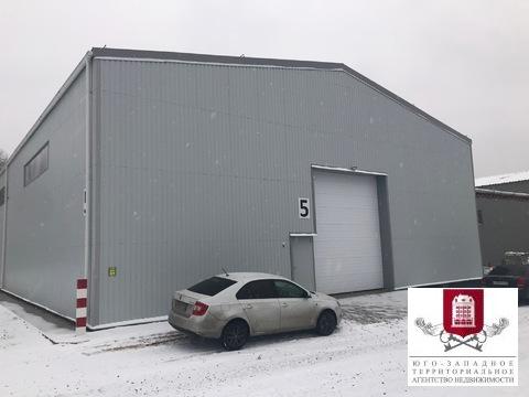 Продается новое производственно-складское помещение 1000 кв.м. - Фото 2