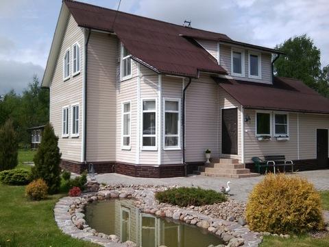 Продаётся современный дом ИЖС в Вырице - Фото 2