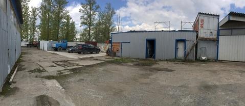 Земельный участок промназначения 1140 кв.м.+ офис и ангары - Фото 4