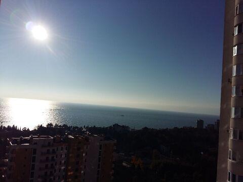 Многокомнатная квартира в Сочи с видом на прекрасное Черное море - Фото 3