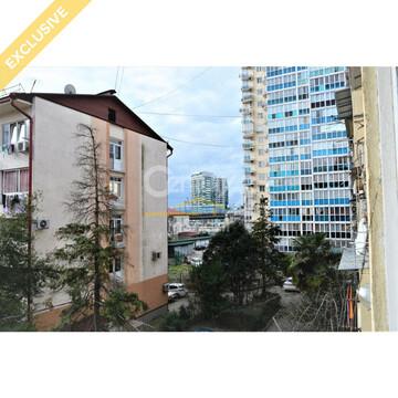 2 комнатная квартира в Центре Сочи, ул.Чебрикова, за .руб. - Фото 5