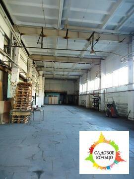 Теплый склад на первом этаже офисно-производственного комплекса, 400 м - Фото 2