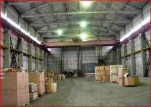 Теплый склад 8 800 м2 на 2,7 Га с кран-балкой и ж/д в Люберцах - Фото 2