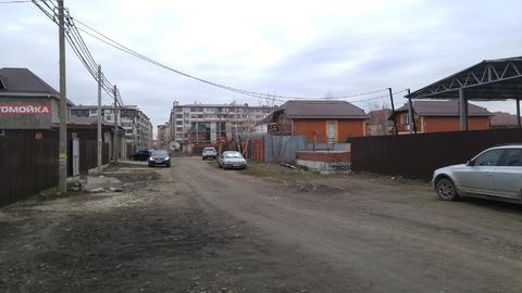 Участок 8 сот. с недостроенным магазином-складом - Фото 2