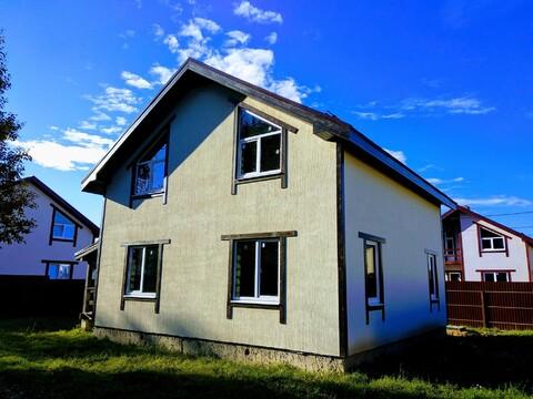 Новый коттедж 155 кв.м. 8 соток - Фото 1