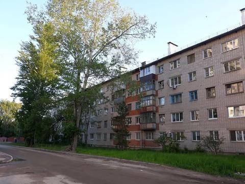 2-комнатная квартира 45 кв.м. 5/5 кирп на Роторная, д.27 - Фото 1