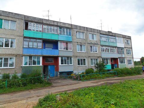 Двухкомнатная квартира в селе Липовая Роща Ивановской области - Фото 1