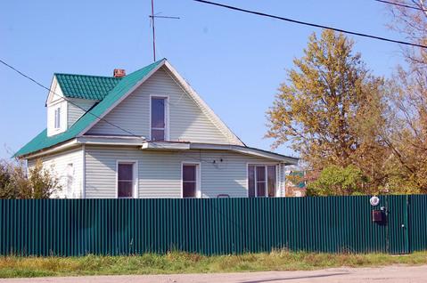 Продаётся зимний дом с коммуникациями в черте города, 14 соток ИЖС - Фото 2
