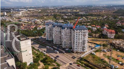 Продается уникальная видовая квартира (пентхаус) - Фото 1