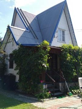 Продается дом 80 кв.м. на участке 6 с в СНТ Лесная даль, д.Юсупово - Фото 2