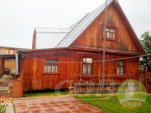 Продажа дома, Верховино, Тугулымский район - Фото 1