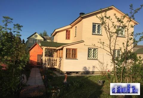 Дача 84м на уч 6,7 сот СНТ в Михайловке - Фото 1