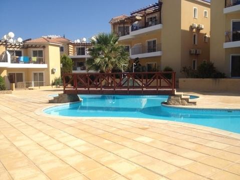 Прекрасный трехкомнатный комплексный Апартамент в Пафосе - Фото 3