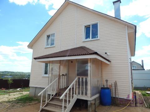 Продажа дома 155 кв.м. ИЖС в г. Яхрома, 2014 г. постройки. - Фото 1