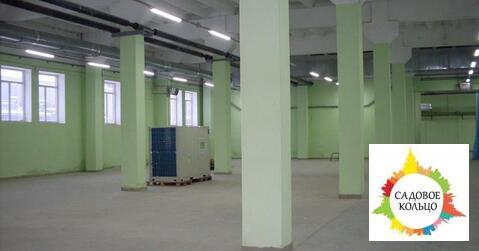 Сдается часть производственного корпуса на первом этаже, расположенног - Фото 1
