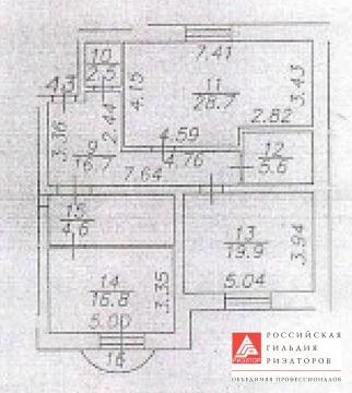 Квартира, ул. Бакинская, д.122 - Фото 3
