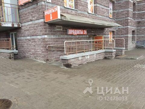 Аренда торгового помещения, м. Комендантский проспект, Ул. Парашютная - Фото 1