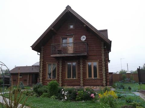 Продаётся дом 130 кв.м на участке 16 соток в СНТ Рыгино-1 - Фото 1