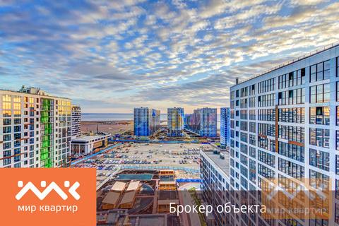 Продается студия, Вадима Шефнера ул. - Фото 1