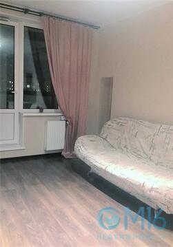 """Квартира студия в ЖК """"Академ Парк"""", 20 этаж, панорамный вид из лоджии - Фото 3"""