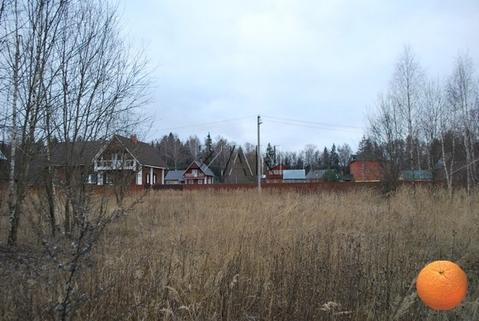 Продается участок, Новорижское шоссе, 50 км от МКАД - Фото 3