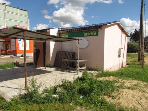 Продается торговый павильон в городе Озеры МО - Фото 2