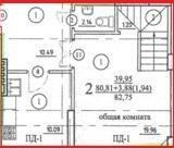 2к квартира в ЖК «Сочинский», по адресу: г. Уфа, ул. Сочинская 15/2 - Фото 1